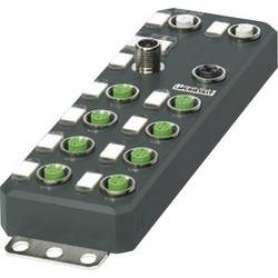 SPS-razširitveni modul Phoenix Contact AXL E EIP DI8 DO8 M12 6P 2701492 24 V/DC