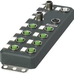 SPS-razširitveni modul Phoenix Contact AXL E PB DI8 DO8 M12 6P 2701497 24 V/DC