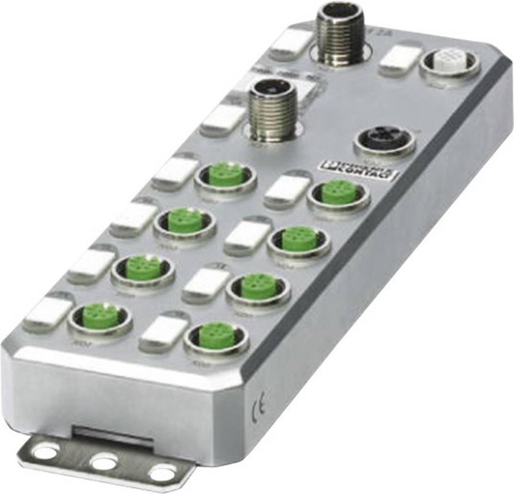 SPS-razširitveni modul Phoenix Contact AXL E EC DI8 DO8 M12 6M 2701525 24 V/DC