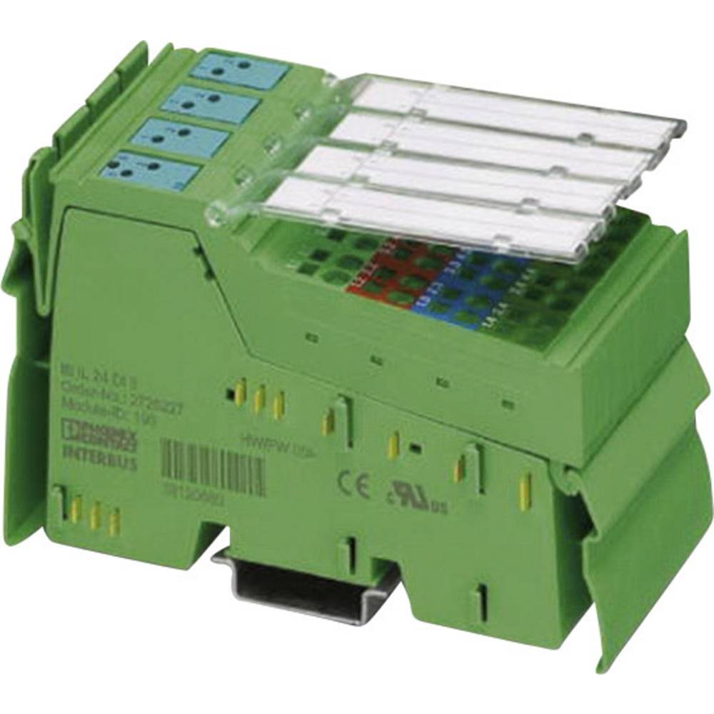 SPS-razširitveni modul Phoenix Contact IB IL 24 DI 8/T2-PAC 2862204 24 V/DC