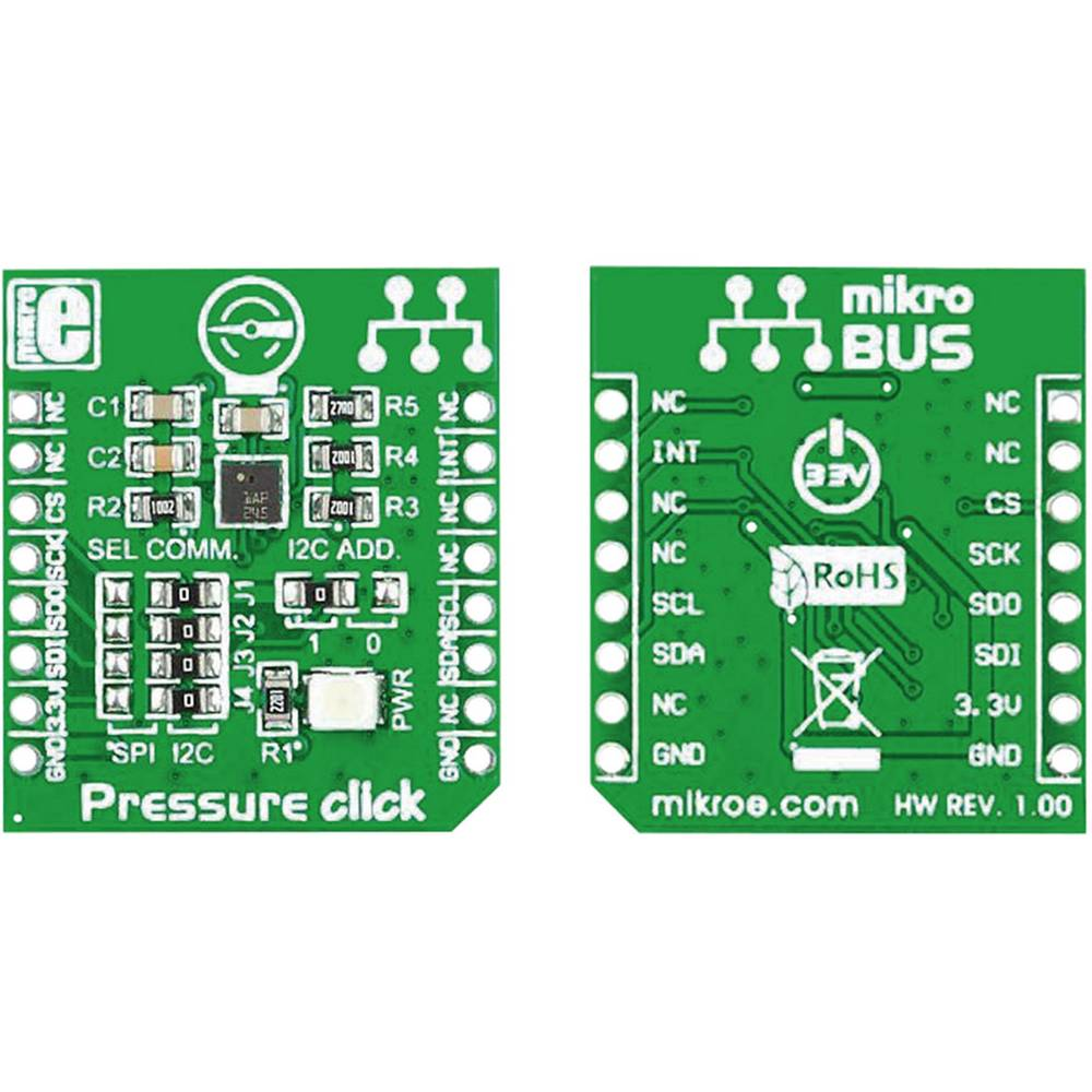 Pressure click MikroElektronika MIKROE-1422