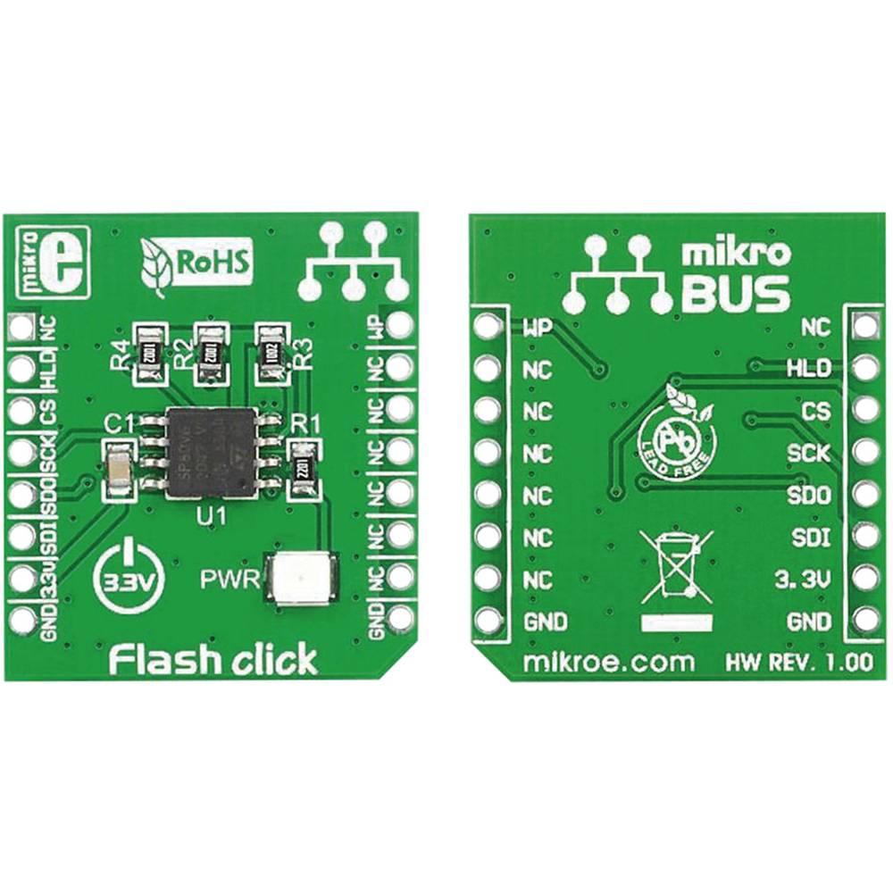 Flash Click MikroElektronika MIKROE-1199