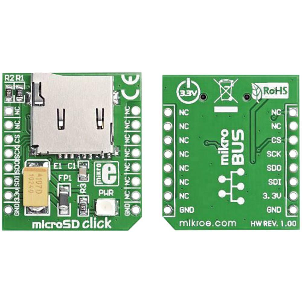 Razvojna plošča MikroElektronika MIKROE-924