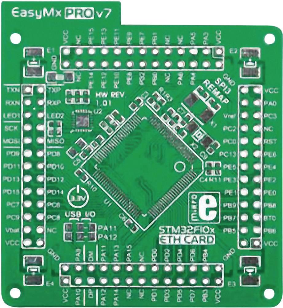 Plošča za tiskano vezje (neopremljena) MikroElektronika MIKROE-1106