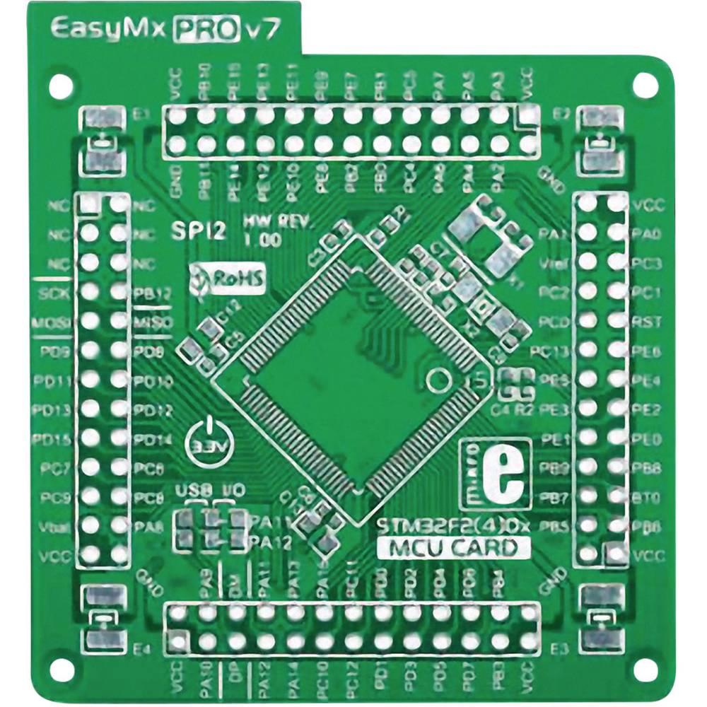 Plošča za tiskano vezje (neopremljena) MikroElektronika MIKROE-1109