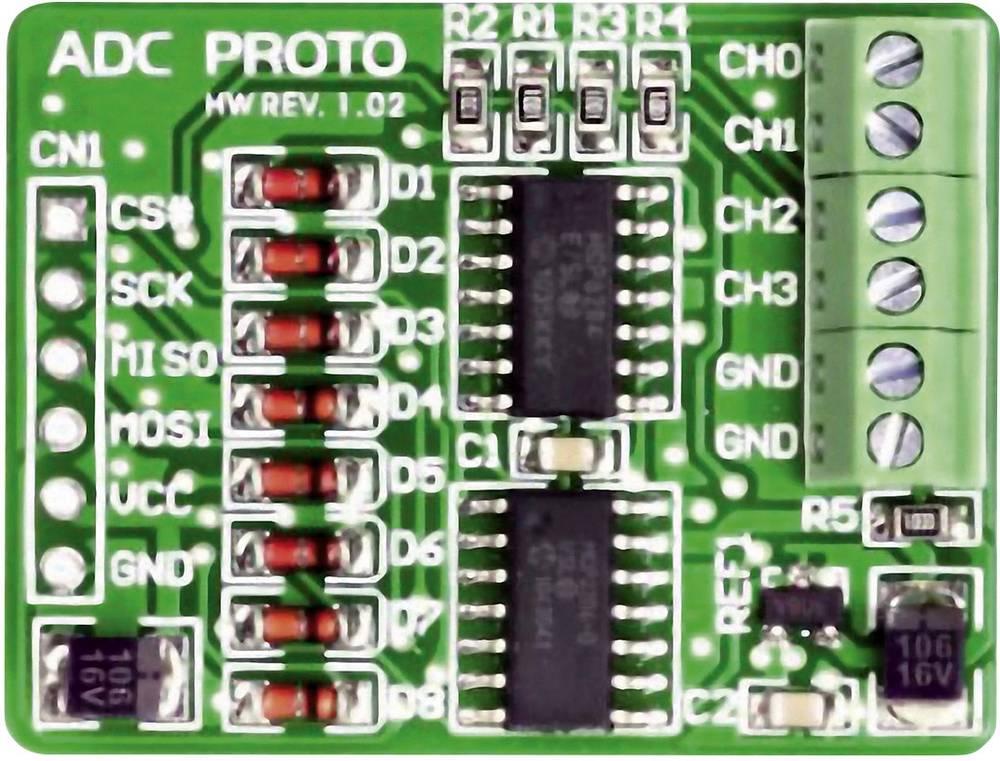 Razvojna plošča MikroElektronika MIKROE-326
