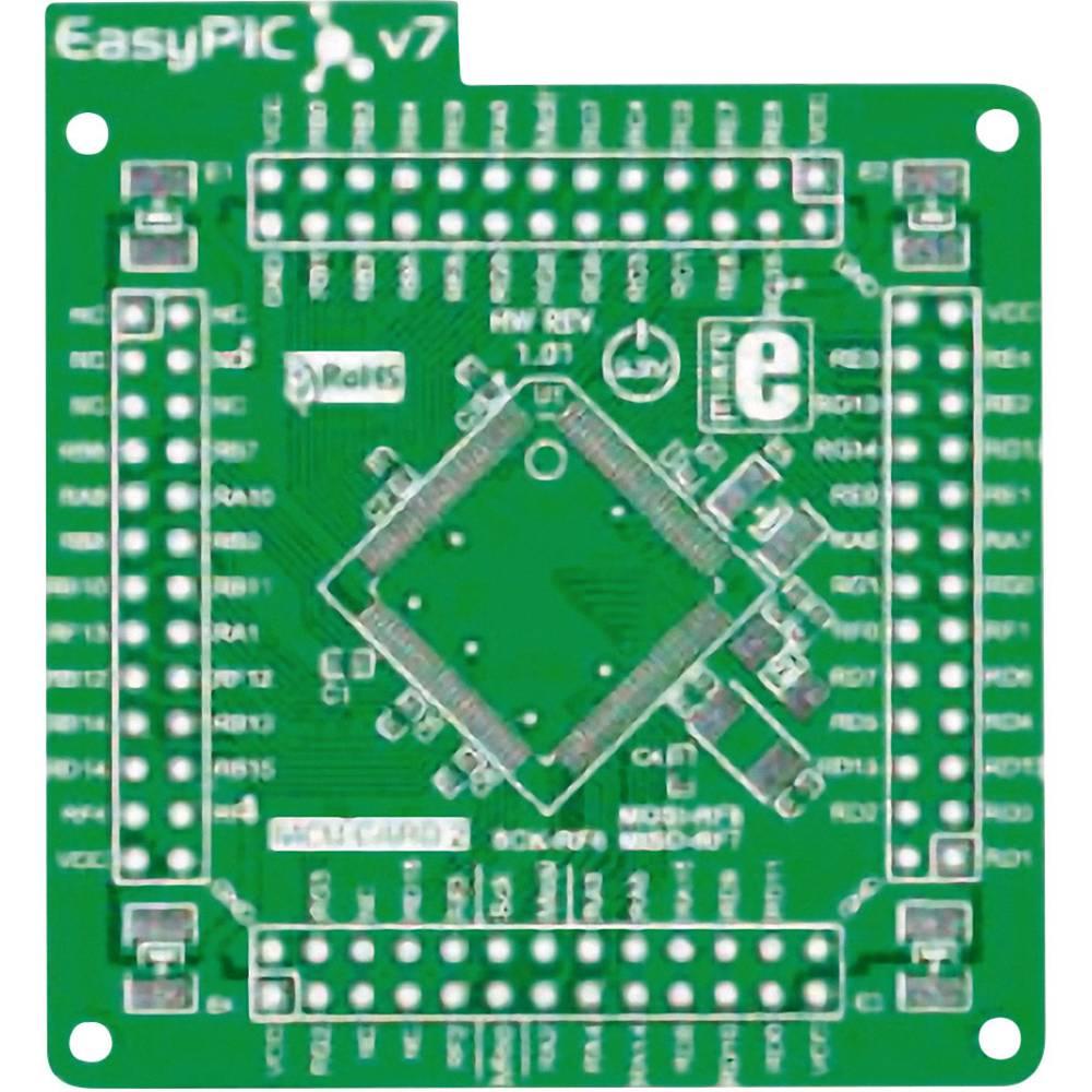 Plošča za tiskano vezje (neopremljena) MikroElektronika MIKROE-1001