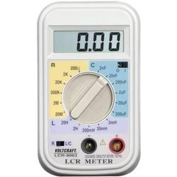 Komponenttester digital VOLTCRAFT LCR-9063 Fabriksstandard CAT I