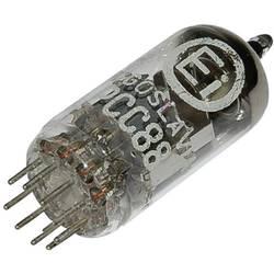 Elektronka PCC 88 = 7 DJ 8 dvojna trioda 90 V 15 mA št. polov: 9 podnožje: novalno