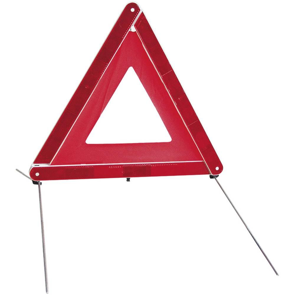 APA Varnostni trikotnik Mini Signal, rdeč 31050