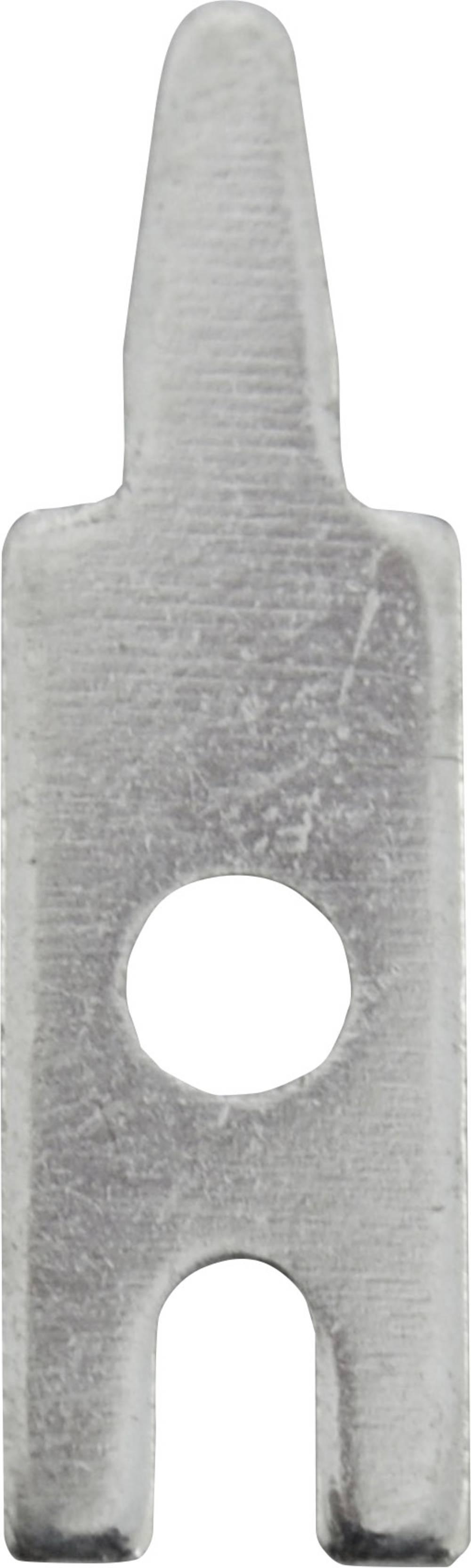 Pins til trykte kredsløb Vogt Verbindungstechnik 1017.68 Kontaktoverflade fortinnet 100 stk