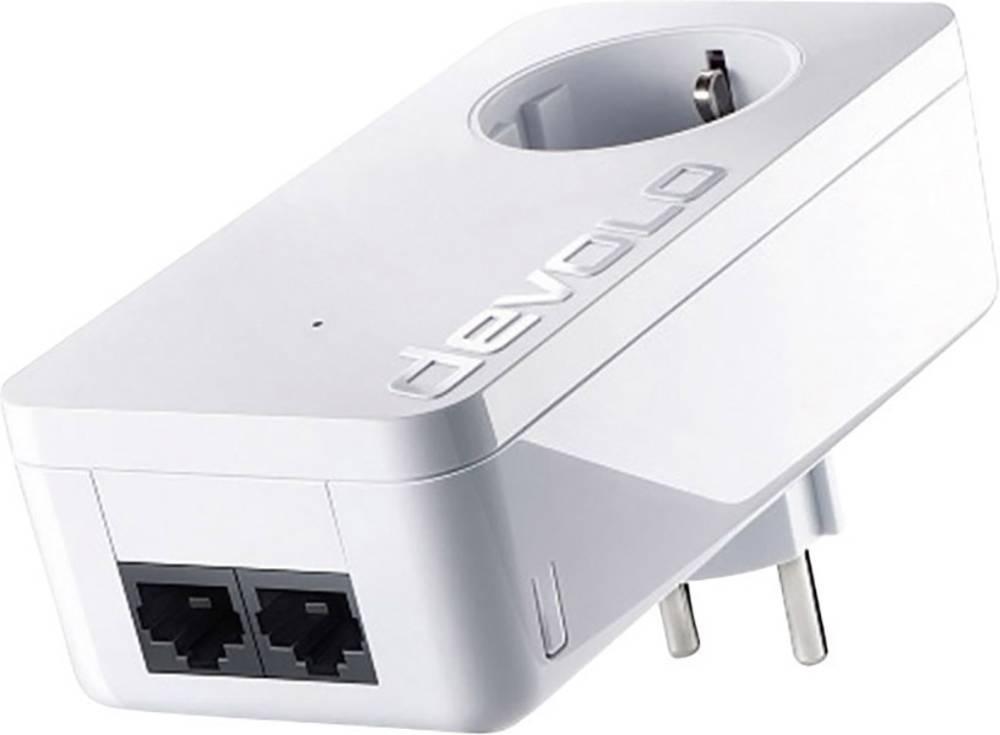 Powerline adapter enojni 550 Mbit / s Devolo DLAN duo 550 + 9290