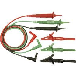 Sikkerhedsprøveledning sæt Cliff CIH3021 1.25 m Rød, Sort, Grøn