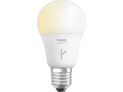 OSRAM Lightify LED-lamp Energielabel: A+ (A++ - E) Classic A60 TW E27 10 W Warmwit, Koudwit