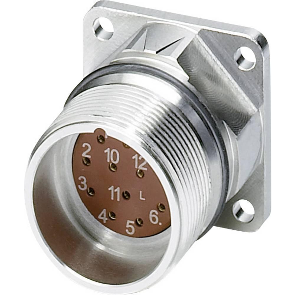 M23 Konektor za naprave, raven RF-12S2N8AWA00 srebrna Phoenix Contact vsebina: 1 kos