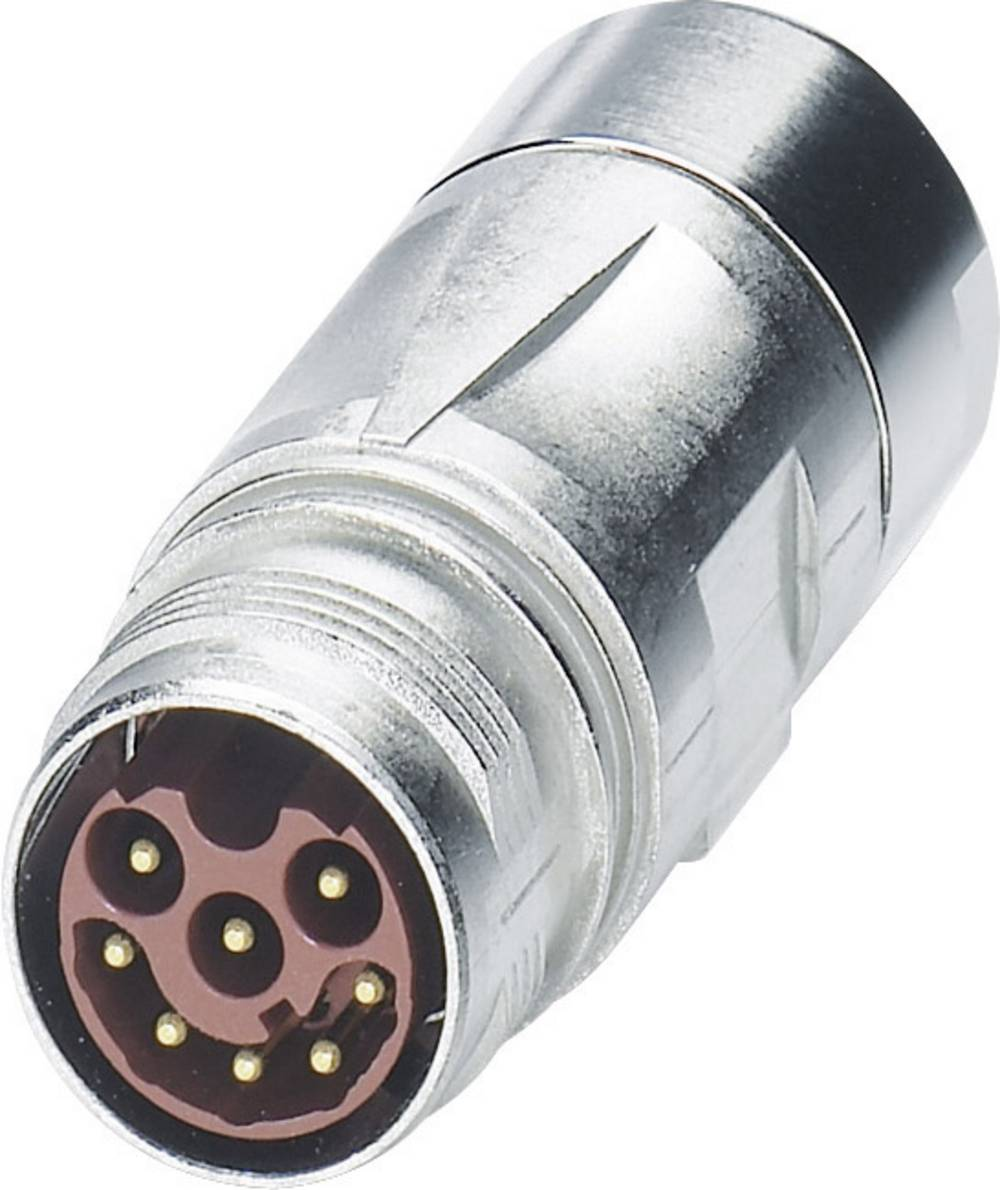 M17 Kompaktni konektor ST-08P1N8A9K03S srebrna Phoenix Contact vsebina: 1 kos