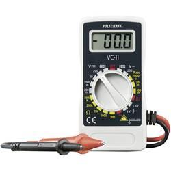 Hånd-multimeter digital VOLTCRAFT VC-11 Fabriksstandard CAT III 250 V