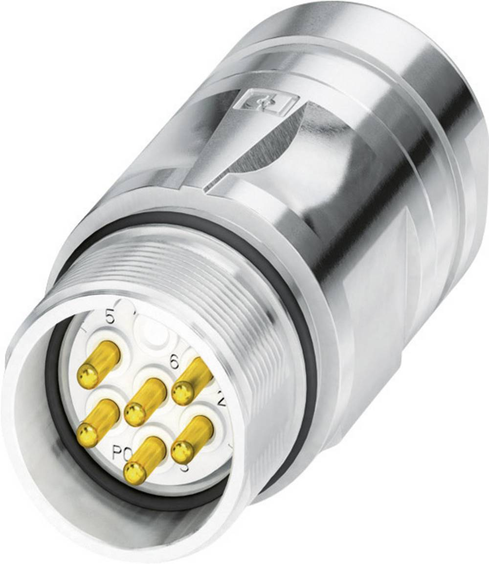 M23 Vtični konektor CA-09P1N8A9008 srebrna Phoenix Contact vsebina: 1 kos