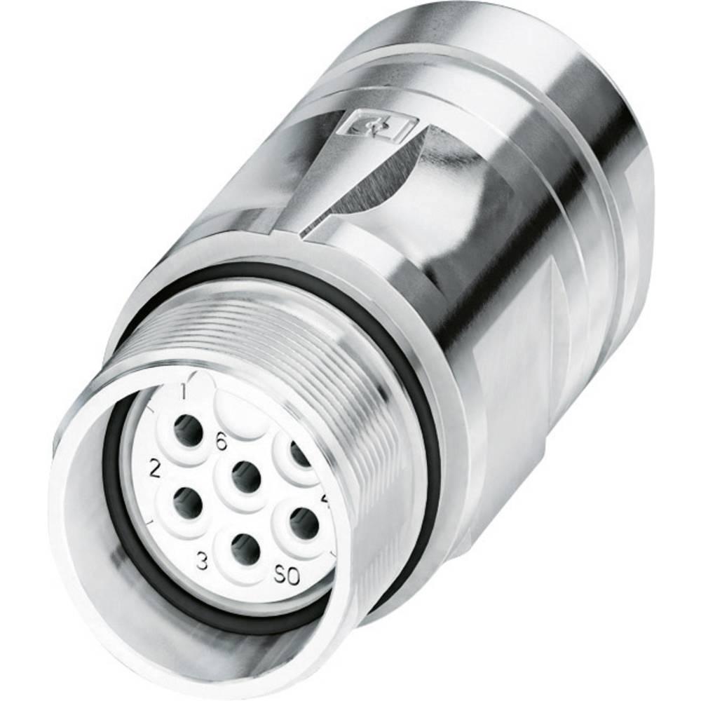 M23 Vtični konektor CA-06S1N8A90DN srebrna Phoenix Contact vsebina: 1 kos