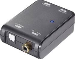 AV Konverter [Toslink, Phono-Digital - Toslink, Phono-Digital] bidirektional (bi) SpeaKa Professional SP-ADDK-BDI