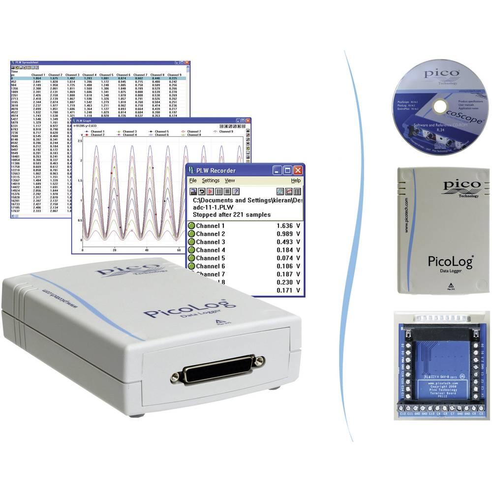 Data Logger Vdc : Pico picolog vdc usb multi channel voltage