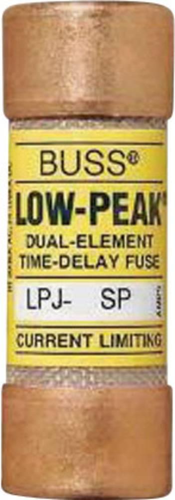 Time Delay sikring (Ø x L) 2.06 mm x 5.72 mm 17 A 600 V/AC Træg -T- Bussmann LPJ-17-1/2SP Indhold 1 stk