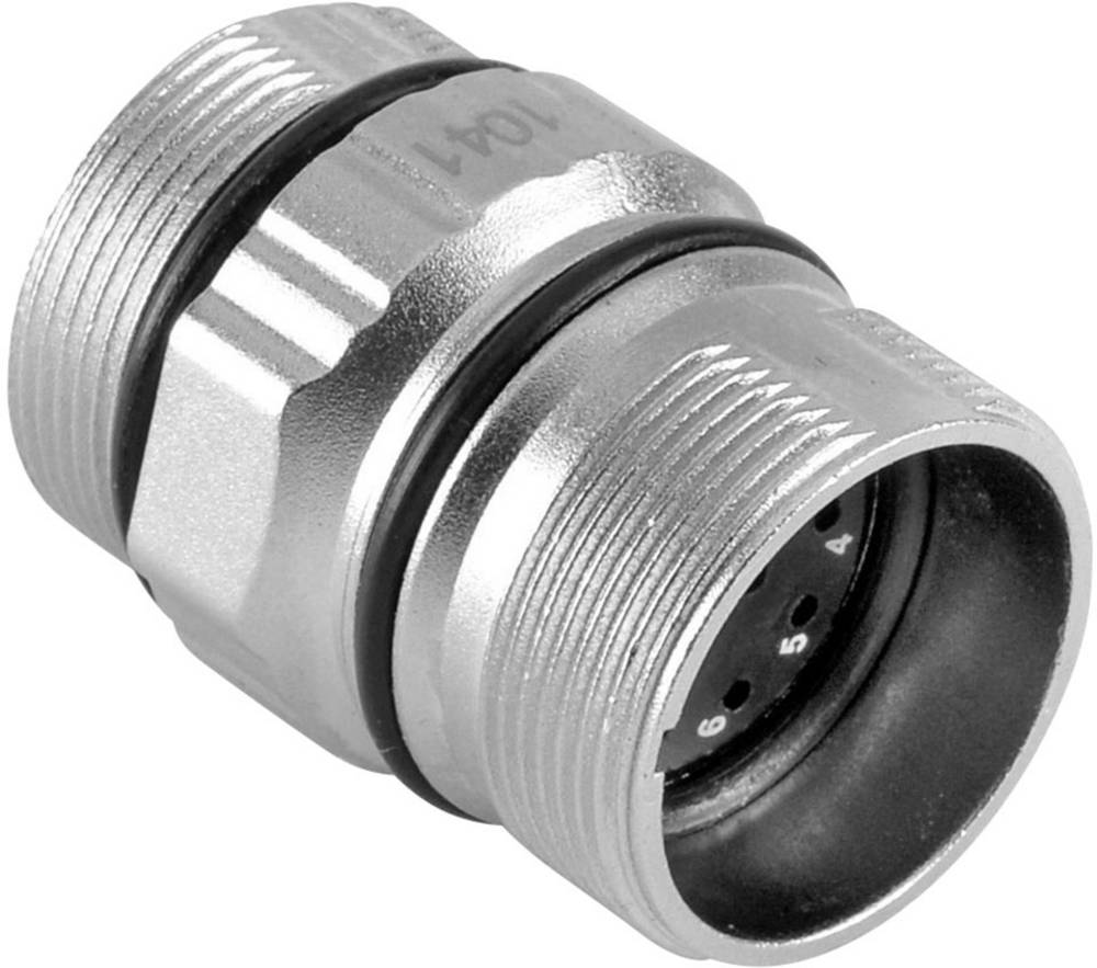 Povezovalni kos M23A (vtični kontakti) poli: 12 10 A MA1JAE1200 Amphenol 1 kos