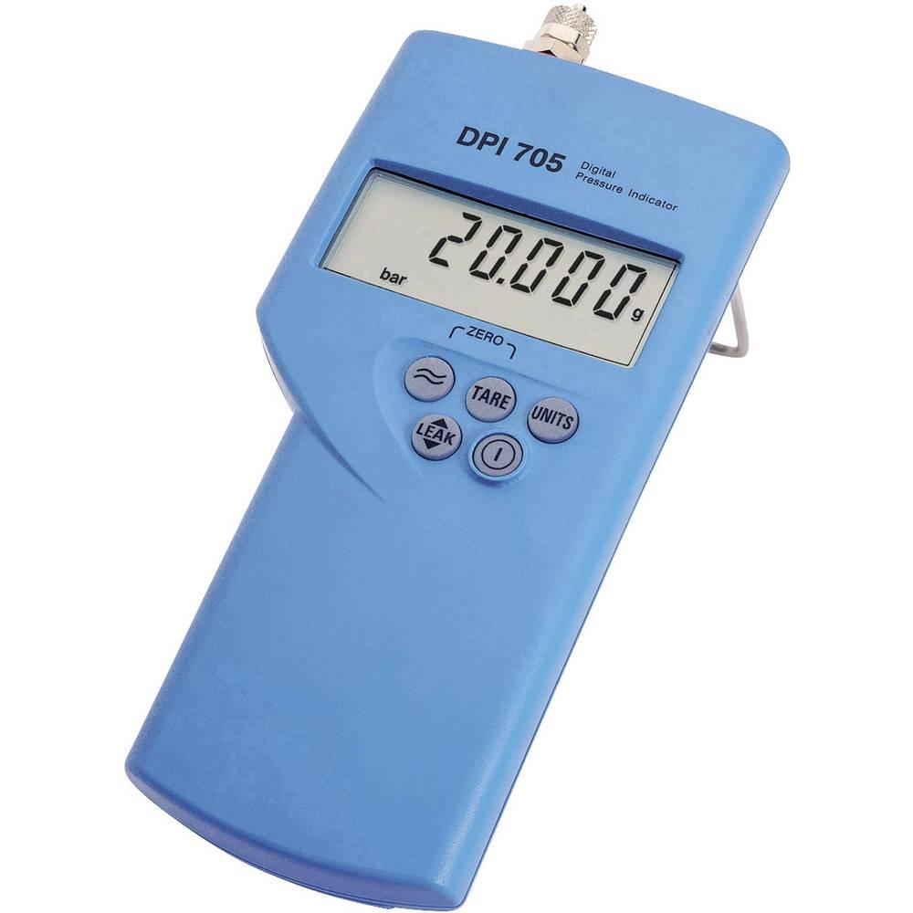 Pressure Gauge Ge Sensing Dpi 705 70 Mbar D Air 0 00 Smart Probe Testo 510i