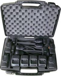 PMR-handradio Albrecht Tectalk Worker Set 4 st