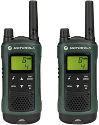 PMR-handradio Motorola TLKR T81 HUNTER Set 2 st