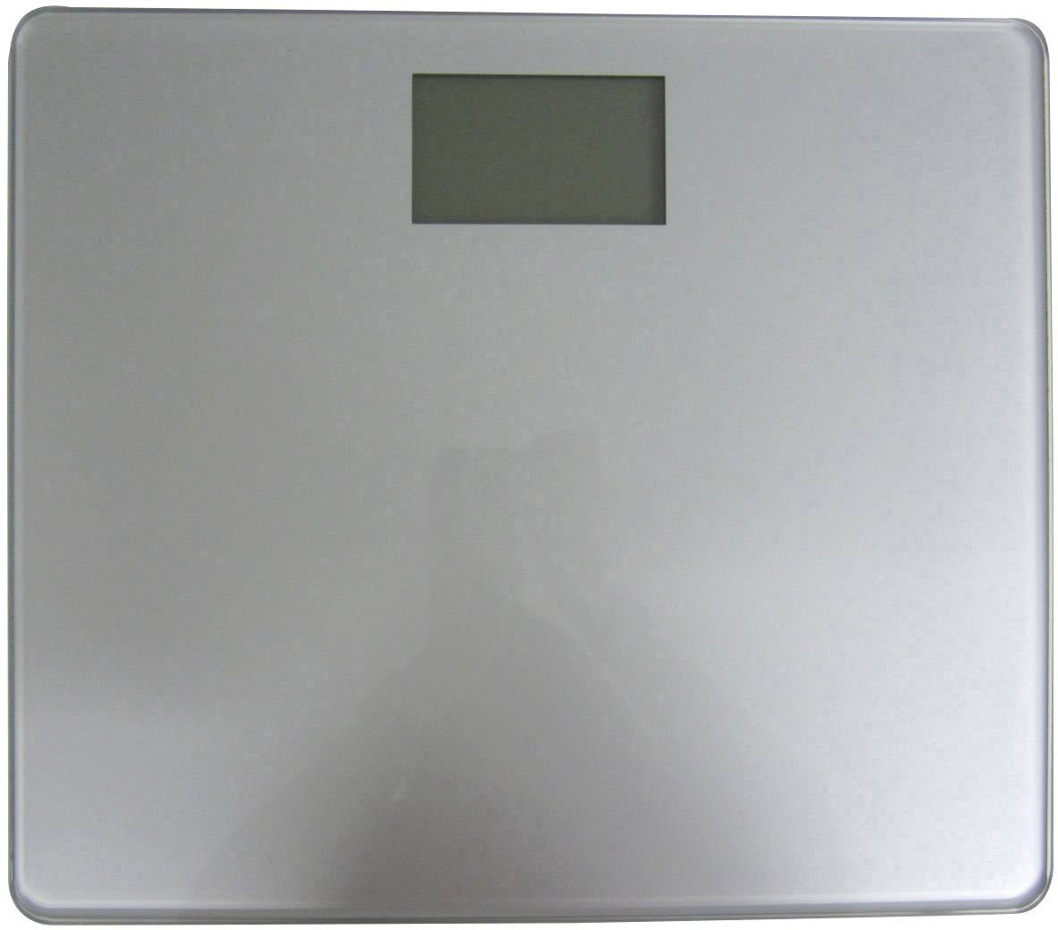Bathroom Scales White Step On Weighing Scale