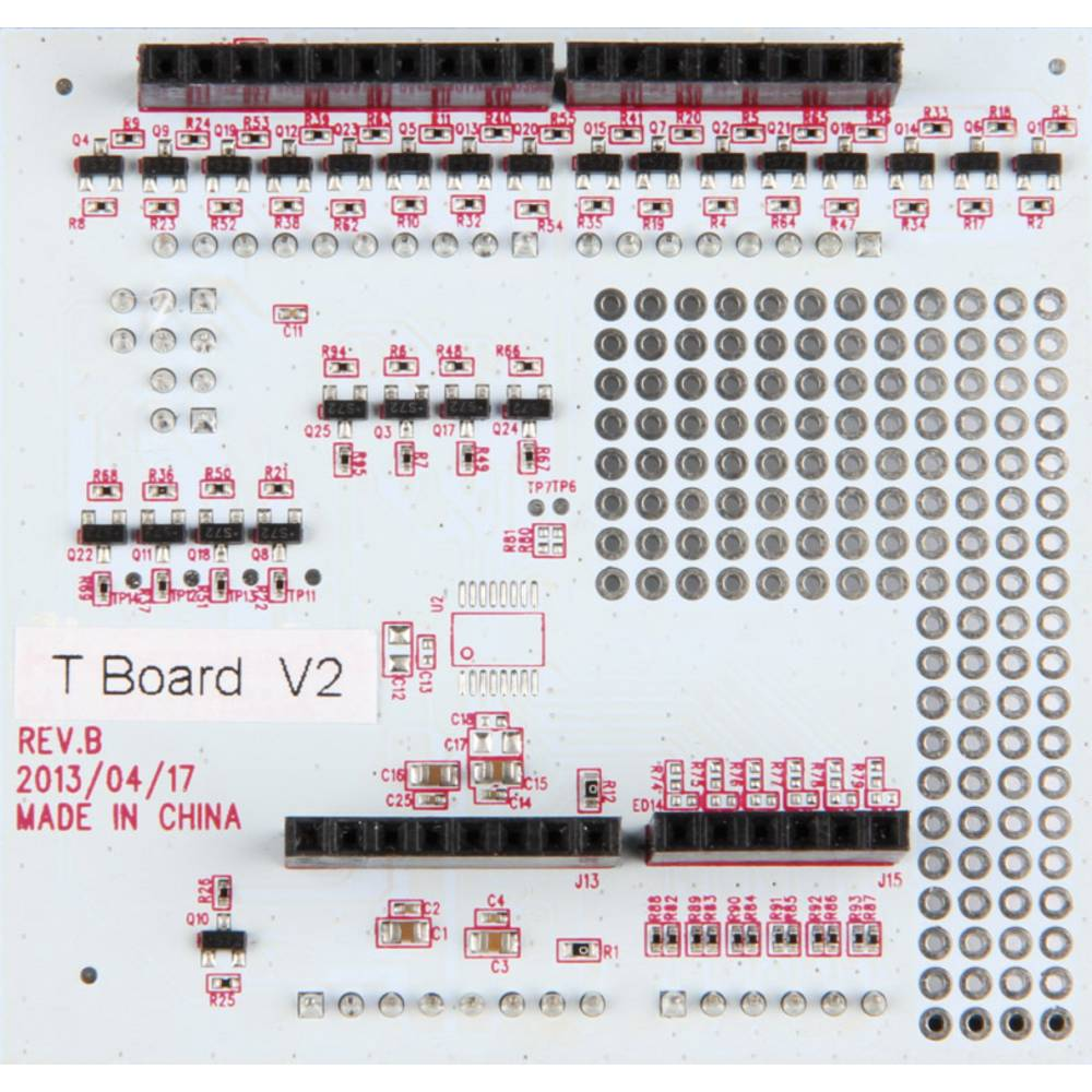 Razširitvena plošča za pretvarjanje napetosti pcDuino Voltage Translation Board V5