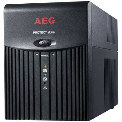Image of AEG Power Solutions PROTECT alpha 1200 UPS 1200 VA
