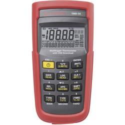 Temperatur-måleudstyr Beha Amprobe TMD-56 -50 til +1350 °C Sensortype E, J, K, N, R, S, T Kalibrering efter: Fabriksstandard