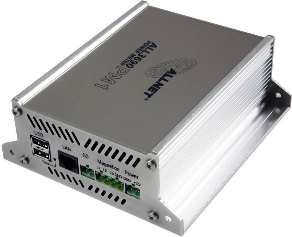 Merilna naprava za spremljanje porabe električne energije Allnet ALL3690 Powermeter PM1
