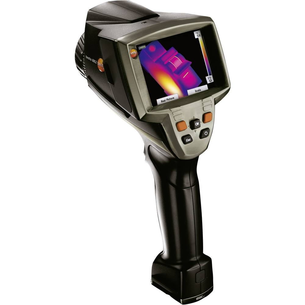 testo 882 Thermal Imaging Camera with SuperResolution Upgrade