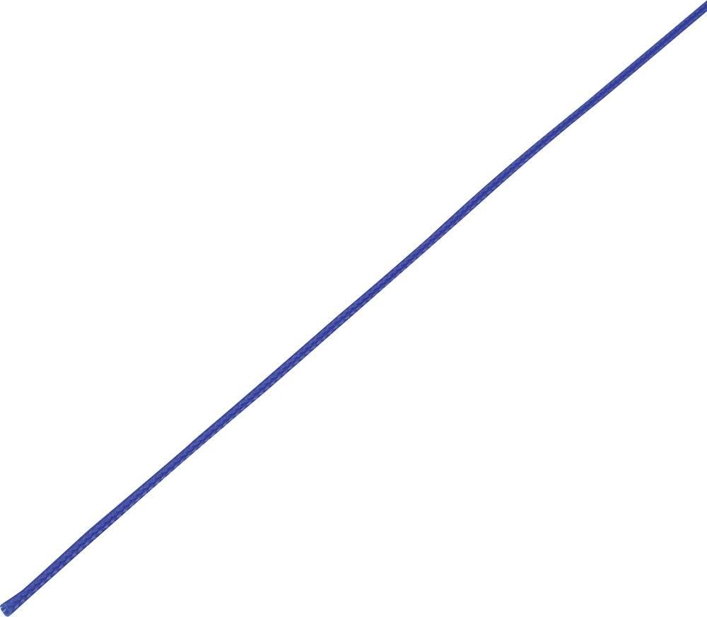 Zaščitna cev, pletenica, snop-: 3 - 7 mm CBBOX0307-BL;Conrad Components vsebina: 10 m