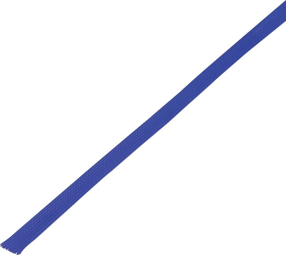 Zaščitna cev, pletenica, snop-: 6 - 12 mm CBBOX0612-BL;Conrad Components vsebina: 10 m