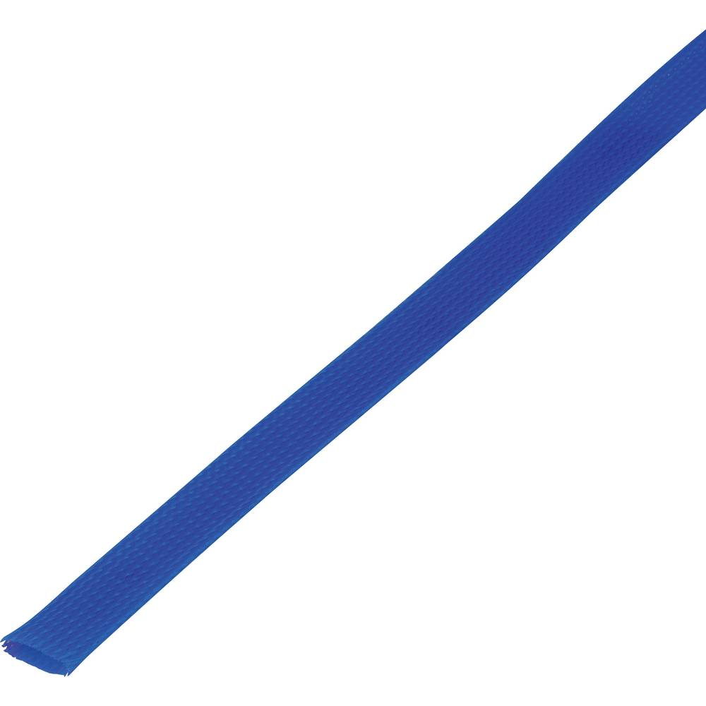 Zaštitno crijevo, pleteno, snop-: 30 - 37 mm CBBOX3037-BL;Conrad Components sadržaj: 5 m