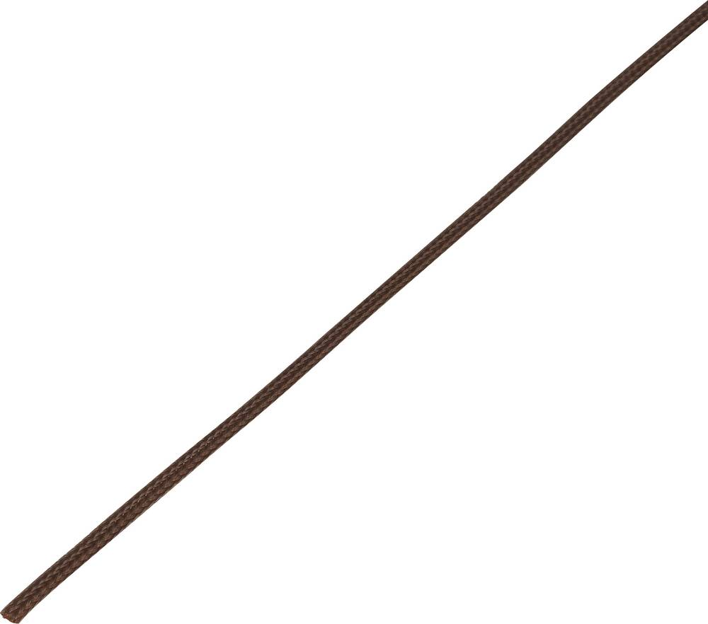 Zaštitno crijevo, pleteno, snop-: 4 - 8 mm CBBOX0408-BN;Conrad Components sadržaj: 10 m