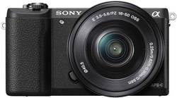 Image of E-mount system camera Sony ILCE5100YB incl. SEL-16-50 mm + SEL-55-210 mm