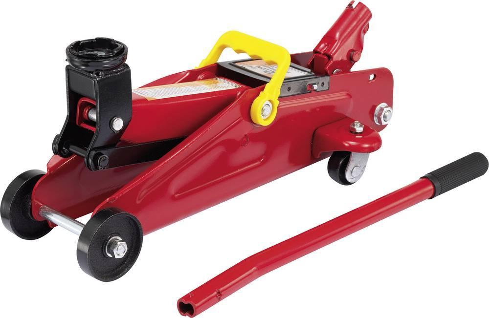 Hidraulička dizalica 135 mm 325 mm 2t Basetech 1244304