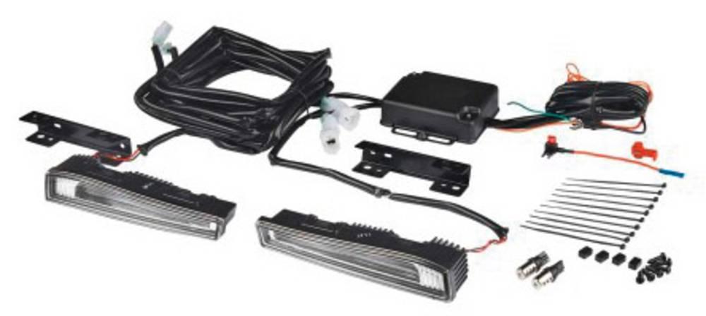 Kørelys; LED (B x H x T) 167 x 31 x 42 mm OSRAM LEDDRL102 LEDriving® LG 12V