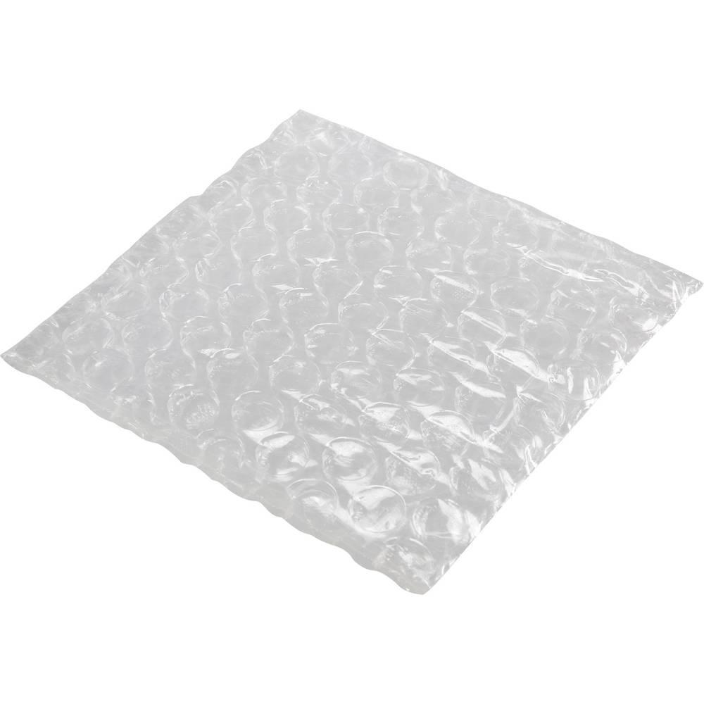 Boblepose (B x H) 150 mm x 150 mm Polyetylen Transparent 1 stk