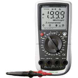Hånd-multimeter digital VOLTCRAFT VC250 Fabriksstandard CAT III 600 V