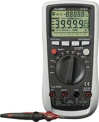 Handmultimeter digital VOLTCRAFT VC870 CAT III 1000 V, CAT IV 600 V Kalibrerad enligt ISO
