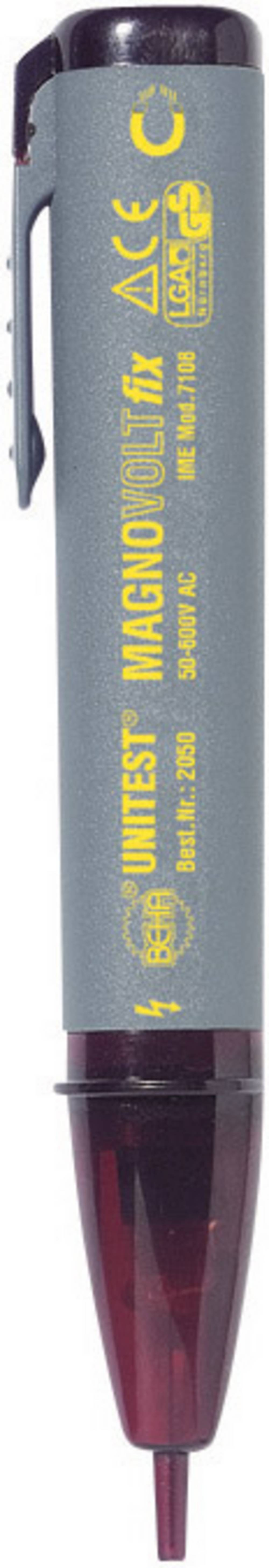 Beha Amprobe UNITEST MAGNO-VOLTFIX multi-tester CAT III 600 V