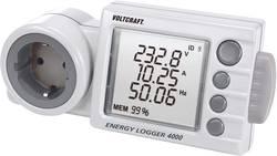 Merilnik stroškov energije VOLTCRAFT ENERGY-LOGGER 4000 nastavljiva tarifa el.energije, napoved stroškov