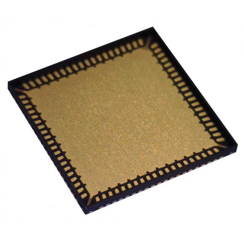 PMIC - strømstyring - specialiseret Texas Instruments LM96551SQE/NOPB 25 µA LLP-80 (12x12)