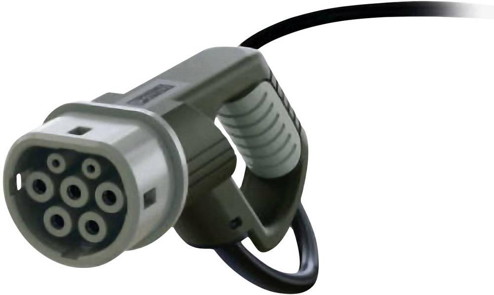 eMobility polnilni kabel Phoenix Contact 1409319 [ tip 2 - odprti konec] 4 m